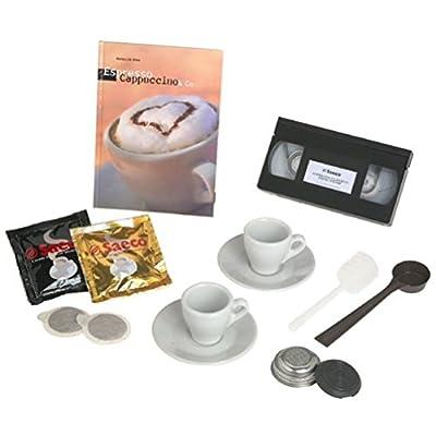 Saeco Classico Stainless Steel Espresso and Cappuccino Machine
