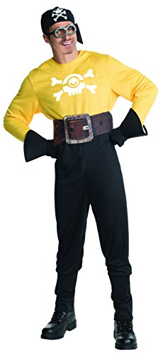 Rubie's Costume Co Men's Minion Pirate