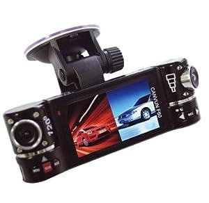 Car Cam Dvr Auto in Dash Camera GPS G-sensor Night Vision Black Box