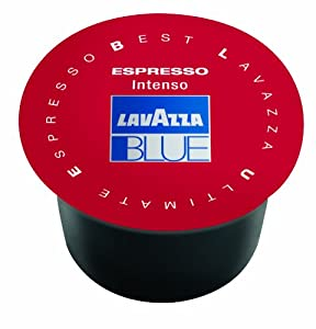 Lavazza BLUE 100 Capsules - INTENSO