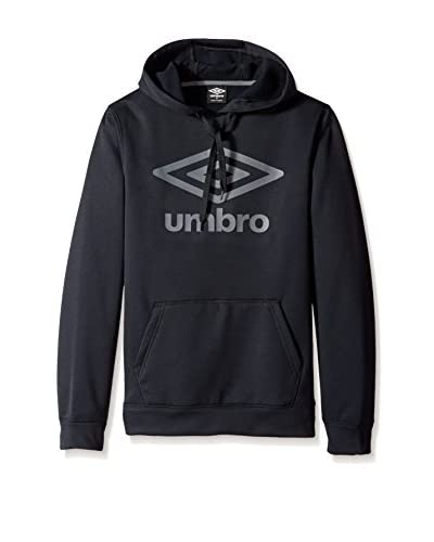 Umbro Men's Tek Fleece Logo Pullover Hood