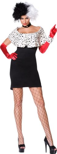 Disney Cruella D'Evil Costume