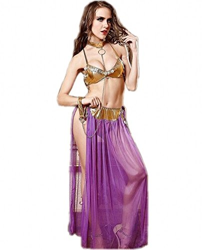 MG Women's Halloween Clothing Sexy Belly Dance Cosplay