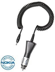 Nokia LCH-12 Car Charger for Nokia Phones and Bluetooth Headsets