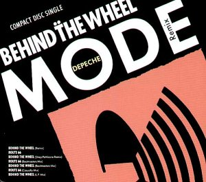 Depeche Mode - Behind The Wheel (Single) - Zortam Music