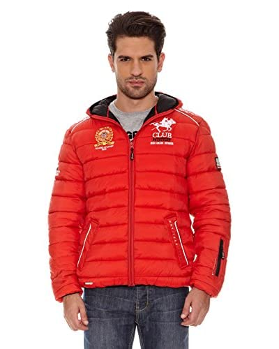 Geographical Norway Giacca Becket Men A Rosso S