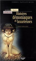 Histoires démoniaques et luxurieuses