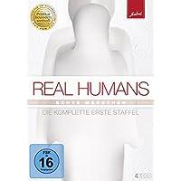 Real Humans - Echte Menschen, Die komplette erste Staffel [4 DVDs]