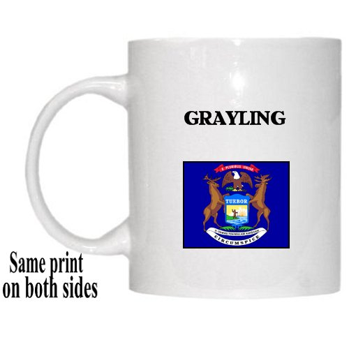 Grayling Mug