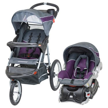 Review Baby Trend Travel Jogger System, Elixer