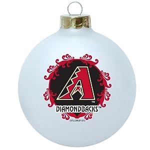 MLB Arizona Diamondbacks Large Collectible Ornament