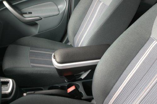Boomerang XT Centre Armrest Console - Fits 2008-2012 Ford Fiesta MK7