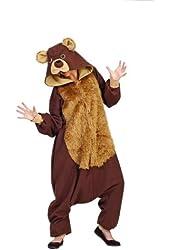 Funsies Bailey the Bear Unisex Adult Costume
