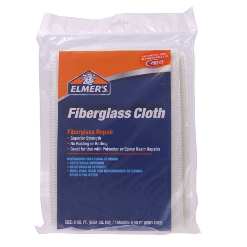 Elmer's E764 Fiberglass Cloth 9-Square Feet