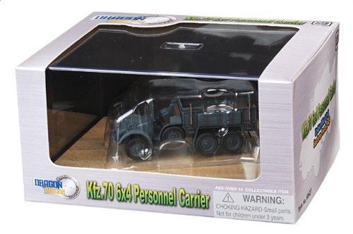 1:72 ドラゴンモデルズ アーマー コレクター シリーズ 60427 クルップ Kfz.70 Protze Truck ディスプレイ モデル ドイツ軍【並行輸入品】