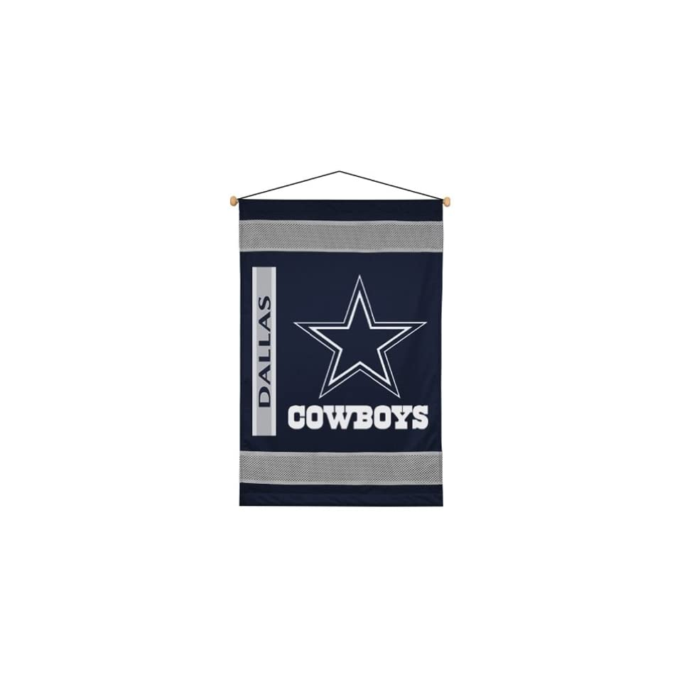 NFL Dallas Cowboys   Football Team Logo Wall Hanging Decor Accent