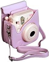 Fujifilm Housse pour Appareil Photo pour Instax Mini 8  - Rose