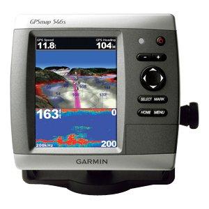 Garmin GPSMAP 546s Marine GPS Receiver