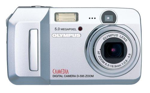 Olympus Camedia D-595