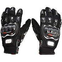 Benjoy Pro Biker Bike Riding Full Gloves (Size XL ,Colour BLACK) For Honda Dream Neo