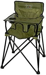 ciao! baby Portable Highchair, Sage