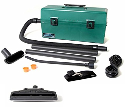 ATRIX Internatinal Green Supreme VACGRNS HEPA Lead Dust Vacuum with Air Driven Powerhead (FREE SHIPPING PROMO, ADD TO CART, NO CODES) (Lead Hepa Vacuum compare prices)