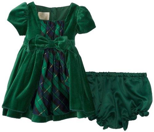 Dress check price organza infant dress mint l check price