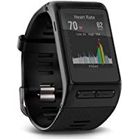 Garmin Vvoactive HR GPS Smart Watch (Black)
