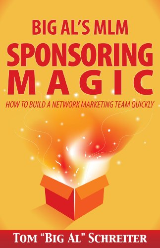 How To Make A Book Quickly : Download quot big al s mlm sponsoring magic how to build a