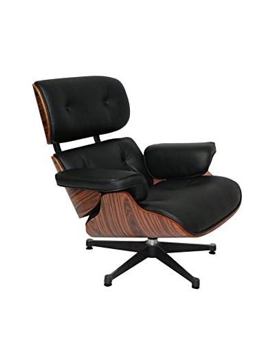Lo+deModa Sillón Lounge Meri Negro