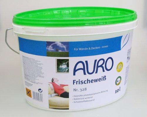 Auro frischewei for Wandfarben und ihre wirkung