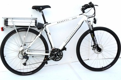 Electric Bike Motobecane 600 Watt 48 Volt Geared Motor