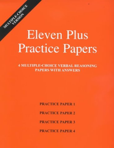 eleven-plus-practice-papers-1-to-4-multiple-choice-verbal-reasoning-papers-with-answers
