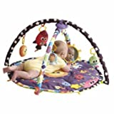 Maxi Lamaze Space Symphony and Motion Gym with accompanying ChildSAFE Door Stops