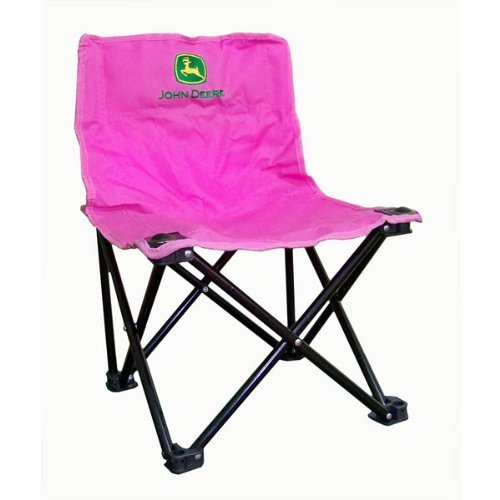 Astounding John Deere Child Size Pink Camp Chair Sd33371 Summer Ocoug Best Dining Table And Chair Ideas Images Ocougorg
