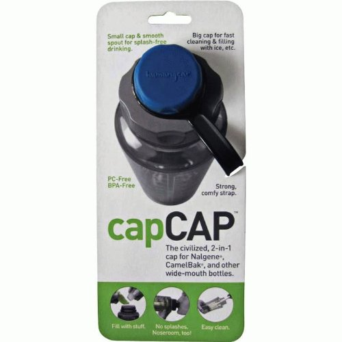 Humangear capCap  Blue/Grey Picture