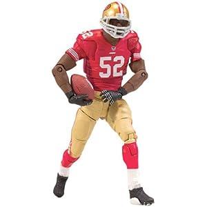 NFL San Francisco 49ers McFarlane 2012 Playmakers Series 3 Patrick Willis Action... by McFarlane Toys