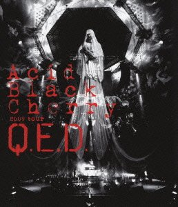 "2009 tour ""Q.E.D.""  (Blu-ray Disc)"