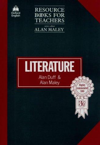 Rbt literature (Resource Books Teach)