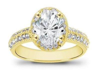 2 Karat Engagement Rings
