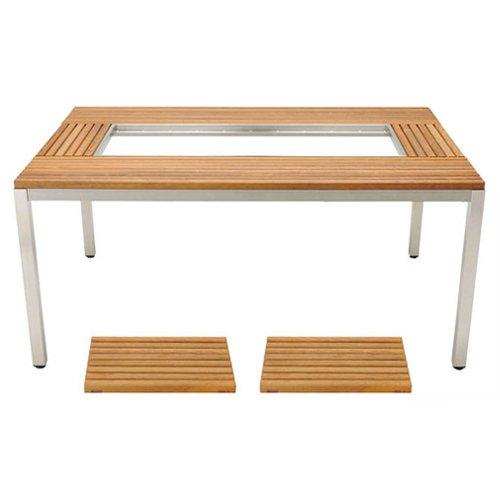 スノーピーク ガーデン/ガーデンユニットテーブル ウッドトップセット(4カートン) GF-015
