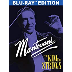 Mantovani: The King of Strings [Blu-ray]