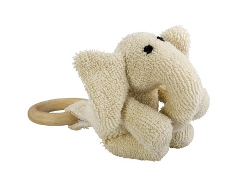 Ringley Natural Teething Toy Zooley Elephant Baby Care