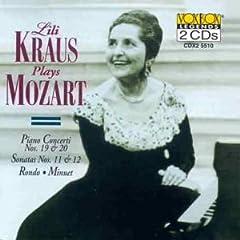 Kraus spielt Mozart