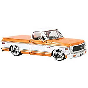 Amazon.com : GM Chevy 1972 Cheyenne Die Cast Scale Collectible Model