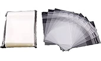 Opp Self Adhesive Clear Plastic Bag 4 X 6 Inch