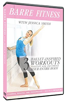 Barre Fitness DVD