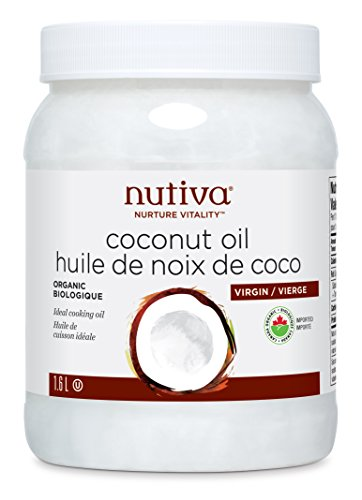 Nutiva Organic Coconut Oil, Virgin, 54 Ounce (Aceite Extra Virgen De Coco compare prices)