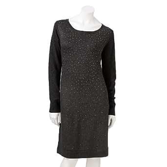 apt 9 embellished sweaterdress women 39 s at amazon women