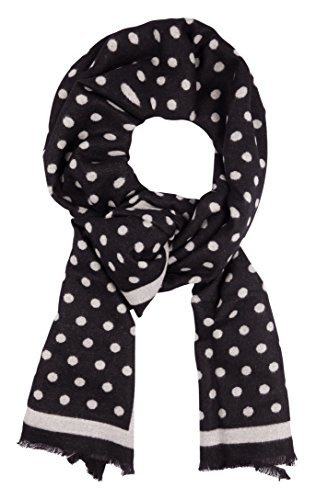 isaac-mizrahi-womens-oversized-luxury-wrap-with-polka-dots-80x24-06x2-black-cream